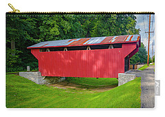 Feedwire Covered Bridge - Carillon Park Dayton Ohio Carry-all Pouch