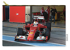 Racing Cars Carry-All Pouches