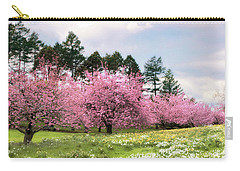Field Of Dreams Carry-all Pouch by Jessica Jenney