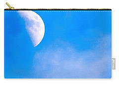 Finally Some #bluesky And The #moon Carry-all Pouch