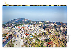 Fira, Santorini - Greece Carry-all Pouch