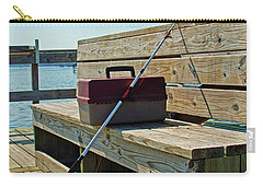 Fishin' Pole Carry-all Pouch