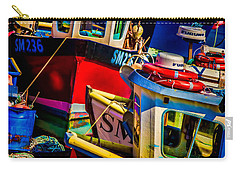 Fishing Fleet Carry-all Pouch
