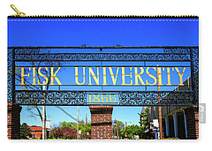 Fisk University Nashville Carry-all Pouch
