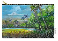 Florida Landscape Carry-all Pouch