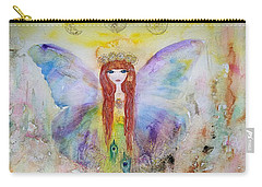Flower Fairy  Carry-all Pouch