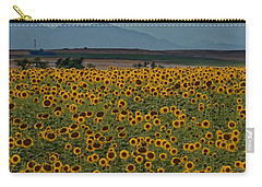Flower Landing Carry-all Pouch