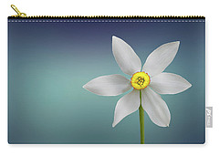 Flower Paradise Carry-all Pouch by Bess Hamiti