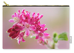 Flowering Currant Carry-all Pouch