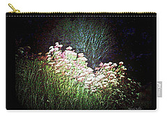 Flowers At Night Carry-all Pouch