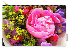 Flowers For Sale3 Carry-all Pouch