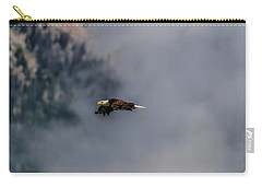 Fly Like An Eagle Carry-all Pouch by Yeates Photography