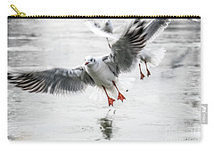 Flying Seagulls Carry-all Pouch
