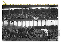 Football Game, 1925 Carry-all Pouch by Granger