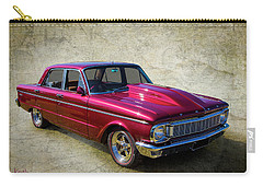 Carry-all Pouch featuring the photograph Ford Falcon by Keith Hawley