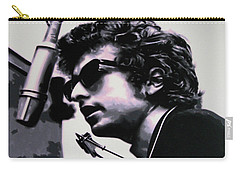 Forever Young Carry-all Pouch by Luis Ludzska