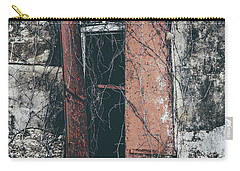 Carry-all Pouch featuring the photograph Forgotten Homestead by Kim Hojnacki