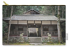 Forrest Shrine, Japan Carry-all Pouch