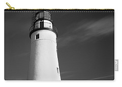 Carry-all Pouch featuring the photograph Fort Gratiot Lighthouse by Gordon Dean II