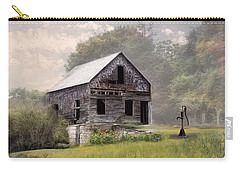 Carry-all Pouch featuring the photograph Fresh Air by Robin-Lee Vieira