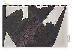 Frigate Pelican Carry-all Pouch by John James Audubon