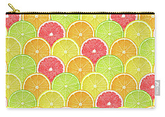 Fresh Fruit  Carry-all Pouch by Mark Ashkenazi