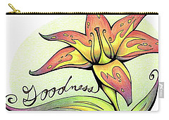 Fruit Of The Spirit Series 2 Goodness Carry-all Pouch