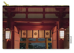 Fushimi Inari Taisha, Kyoto Japan Carry-all Pouch