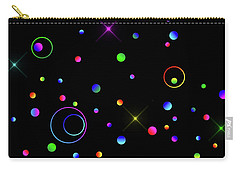 Carry-all Pouch featuring the photograph Galaxy X by Mark Blauhoefer