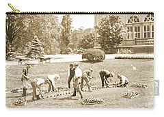 Gardeners, Centennial Exposition, 1876 Carry-all Pouch