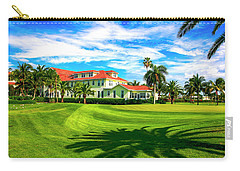Gasparilla Inn, Boca Grande Fl Carry-all Pouch
