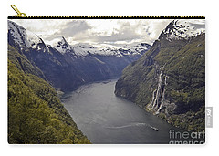 Geiranger Fjord Carry-all Pouch