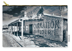 Carry-all Pouch featuring the photograph General Store by Wayne Sherriff