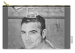 George Clooney Carry-all Pouch