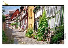 German Old Village Quedlinburg Carry-all Pouch