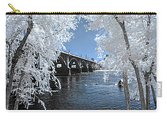 Gervais St. Bridge In Surreal Light Carry-all Pouch