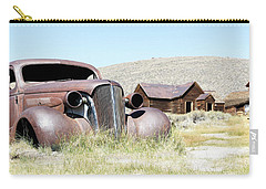 Ghost Town Cruiser Carry-all Pouch by Steve McKinzie