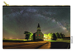 Carry-all Pouch featuring the photograph Glorious Night by Aaron J Groen