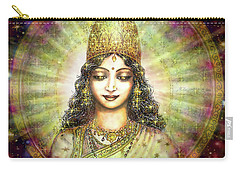 Goddess Of Stars Carry-all Pouch