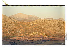 Golden Light In Andalusia Carry-all Pouch