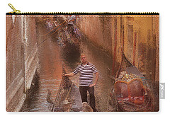 Gondola, Venice Italy Carry-all Pouch