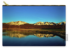 Good Morning Colorado Carry-all Pouch by L O C