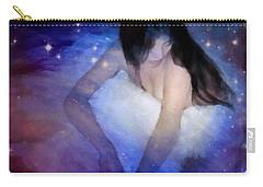 Carry-all Pouch featuring the digital art Good Night by Gun Legler