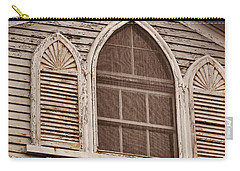 Gothic Window Carry-all Pouch by JAMART Photography