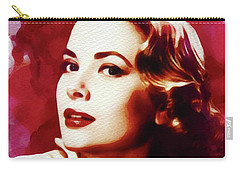 Grace Kelly, Hollywood Legend Carry-all Pouch