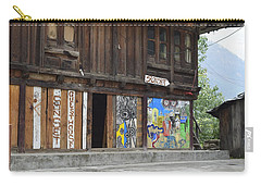 Graffiti Carry-all Pouch by Sumit Mehndiratta