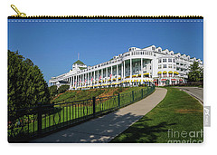 Grand Hotel Mackinac Island Carry-all Pouch