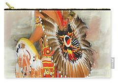 Grand Prairie Texas Pow-wow Carry-all Pouch