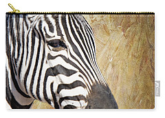 Grant's Zebra_a1 Carry-all Pouch