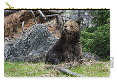 Grizzly Manor Carry-all Pouch